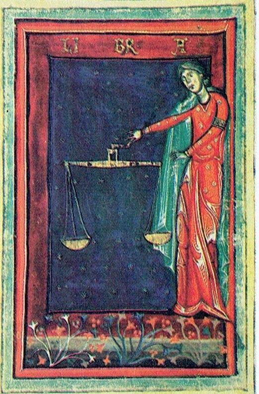 Le signe de la Balance