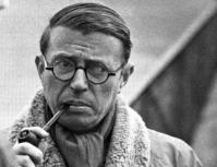 Sartre med hr